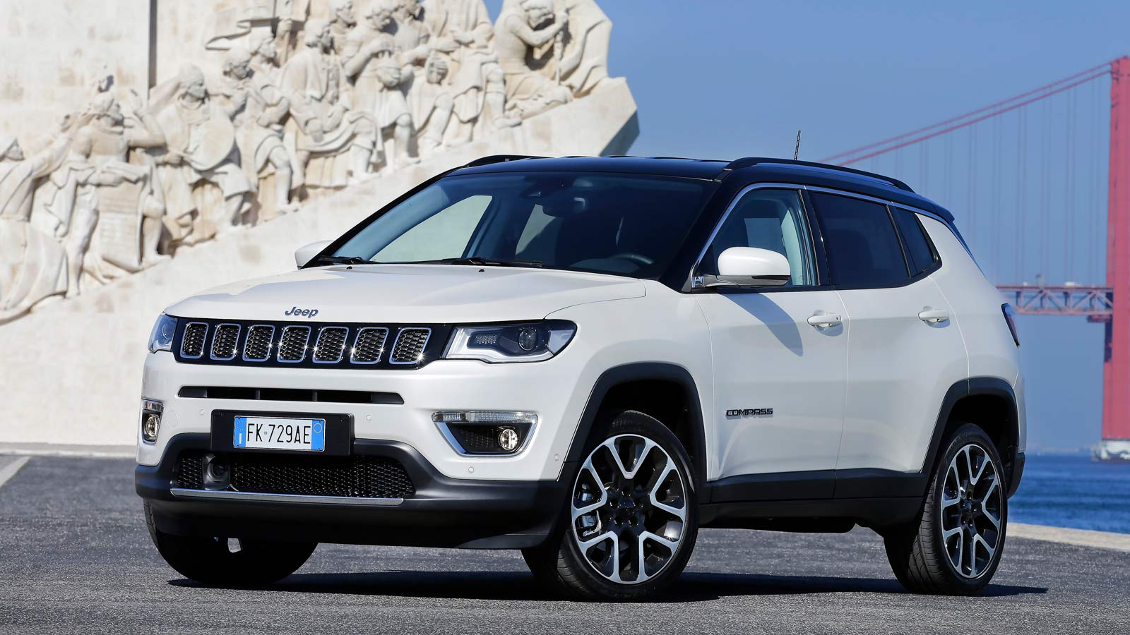 Jeep Compass Opening Edition GIVA Rotterdam